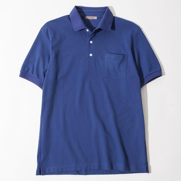 DoCLASSE/サマークリーンポロシャツの画像
