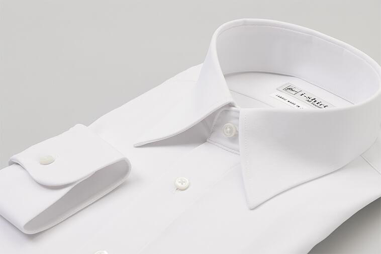 ノンアイロンシャツの選び方イメージ画像