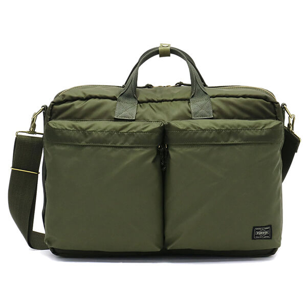 PORTER FORCE 3WAY BRIEFCASEの画像