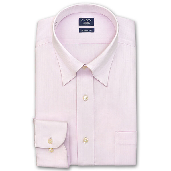 CHOYA SHIRT FACTORY|日清紡アポロコット ドレスシャツの画像
