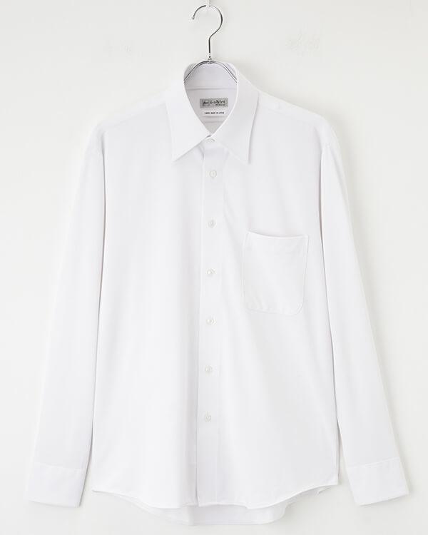 ノンアイロンシャツ洗濯前の画像