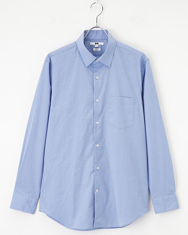 一般的なシャツ洗濯後の画像